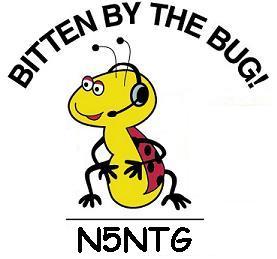 Bitten by the Bug N5NTG
