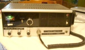 Lafayette Comstat CB Base Radio