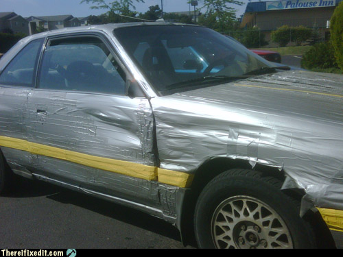 Here Are A Sample Of How Folks Using Duct Tape In Unique Manner Perhaps Something Every Ham Radio Operator Knows Is An Essential Part Their