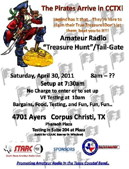 Corpus Christi Big Tail Gate Ham Fest April 30 2011