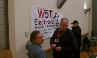 Vendor at Radio Fiesta - Mark W5TXR